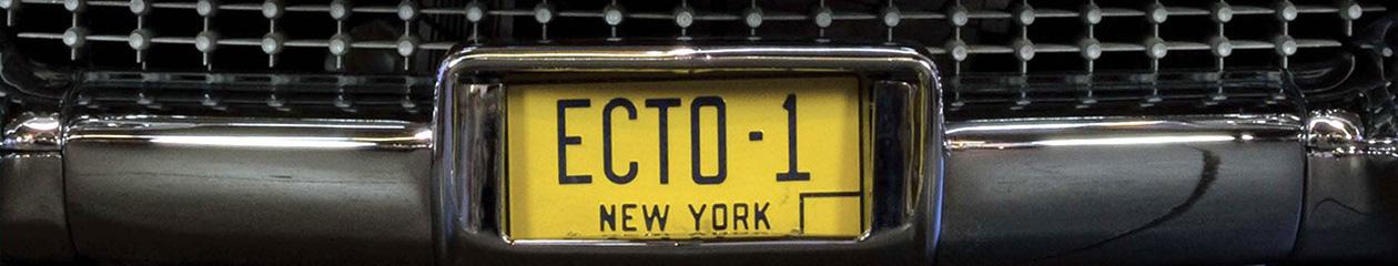 My Ecto-1